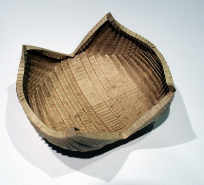 Two-fold basket